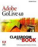 Adobe GoLive 4 0 Book