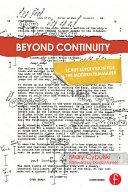 Beyond Continuity [Pdf/ePub] eBook
