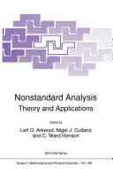 Nonstandard Analysis