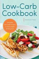 Low Carb Cookbook Book