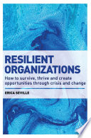 Resilient Organizations Book