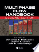 Multiphase Flow Handbook Second Edition Book PDF
