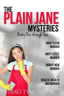 The Plain Jane Mysteries Books One Through Four