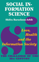 Social Information Science