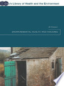 Environmental Health and Housing