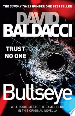 Book cover of 'Bullseye' by David Baldacci