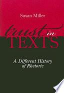 Trust in Texts
