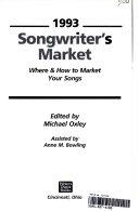 Songwriter's Market, 1993