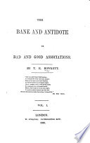 The Bane and Antidote, Or, Bad and Good Associations
