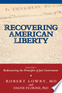 Recovering American Liberty