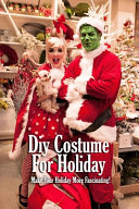 Diy Costume For Holiday