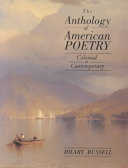 The Anthology Of American Poetry