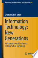 Information Technology: New Generations