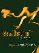 Hate and Bias Crime