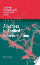 Advances in Applied Bioremediation Book