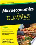 Microeconomics For Dummies