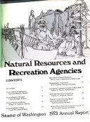 Annual Report  Natural Resources and Recreation Agencies