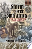 Storm over South Africa Book