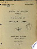 The Invasion Of Southern France