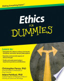 """""""Ethics For Dummies"""" by Christopher Panza, Adam Potthast"""
