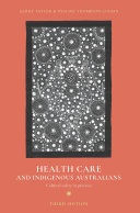 Cover of Health Care and Indigenous Australians