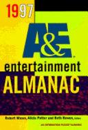 1997 A E Information Please Entertainment Almanac