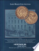 Heritage Long Beach Signature Coin Auction Book