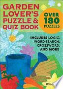 Garden Lover s Puzzle and Quiz Book