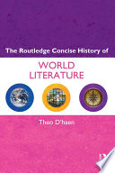 The Routledge Concise History of World Literature Book PDF
