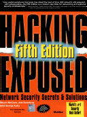 Hacking Exposed Network Security Secrets And Solutions With Dvd