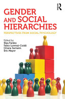 Pdf Gender and Social Hierarchies Telecharger
