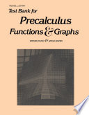 Test Bank for Precalculus