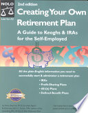 Creating Your Own Retirement Plan
