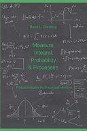 Measure  Integral  Probability   Processes