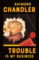 Trouble Is My Business Pdf/ePub eBook