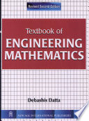 Textbook Of Engineering Mathematics