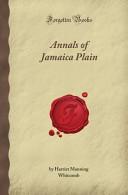 Annals of Jamaica Plain
