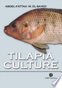 """""""Tilapia Culture"""" by Abdel-Fattah M. El-Sayed"""