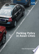 Parking Policy In Asian Cities Book PDF