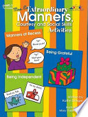 Mrs  E s Extraordinary Manners  Courtesy and Social Skills Activities Book