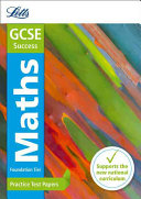 GCSE Maths Foundation: Practice Test Papers