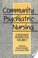 Community Psychiatric Nursing