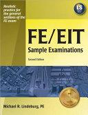 FE/EIT Sample Examinations