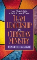 Team Leadership In Christian Ministry Pdf/ePub eBook