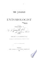 The Canadian Entomologist