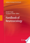 Handbook Of Neurosociology
