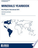 Minerals Yearbook Area Reports