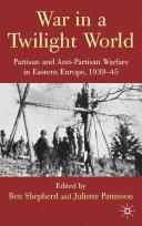 War in a Twilight World Pdf/ePub eBook