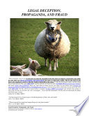 Legal Deception  Propaganda  and Fraud  Form  05 014