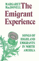 The Emigrant Experience
